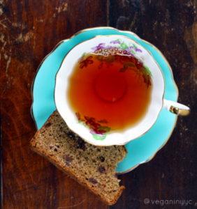Tea and Oil Free Banana Bread